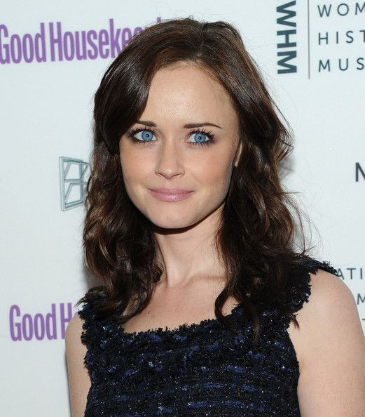 Alexis Bledel Photo - the perfect Anna