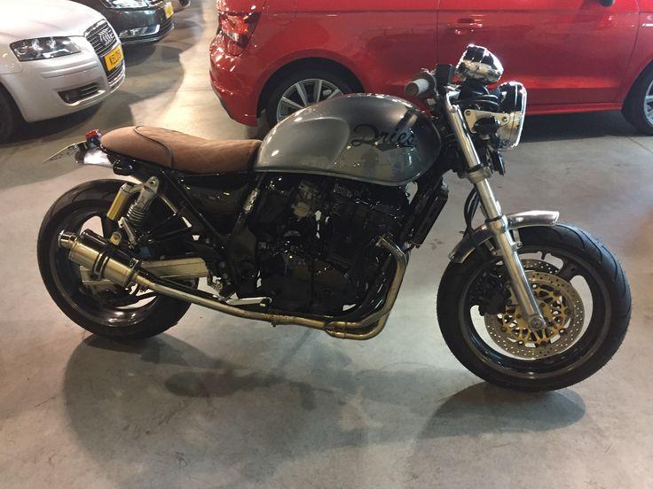 Dries motorcycle Suzuki gsx 750