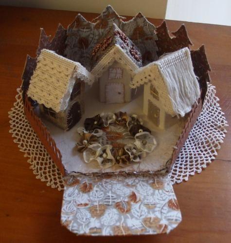 Village in a Box by Karen Gist
