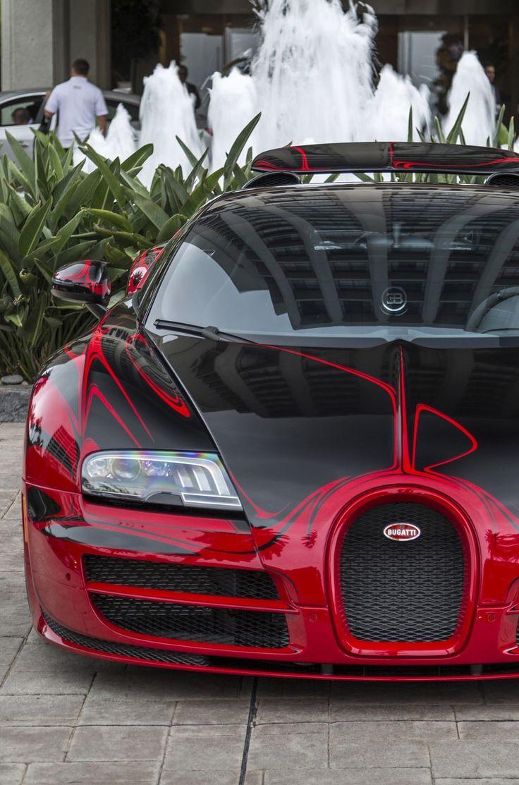 Bugatti veyron grand sport l or rouge