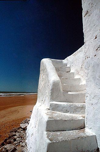 Photo taken in Sidi Kaouki, Morocco by Franck Lachaud  | Maroc Désert Expérience