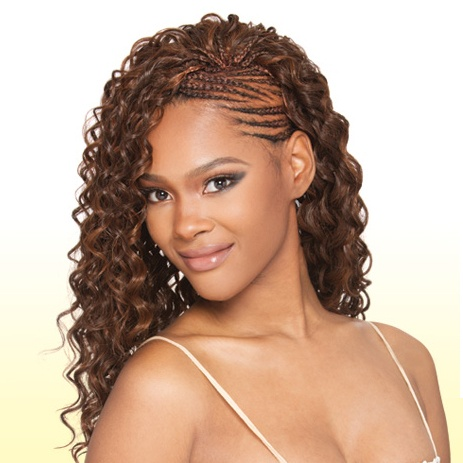 Crochet Braids With Milky Way Que : braids MilkyWay Que Human Hair Appeal Braiding 18 Inch Braiding ...