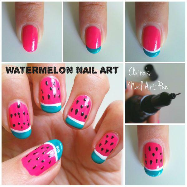 52 best Nail art Ideas images on Pinterest