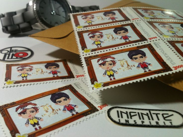 "i-Stamp INFINITE Collector Edition ""Filateli"""