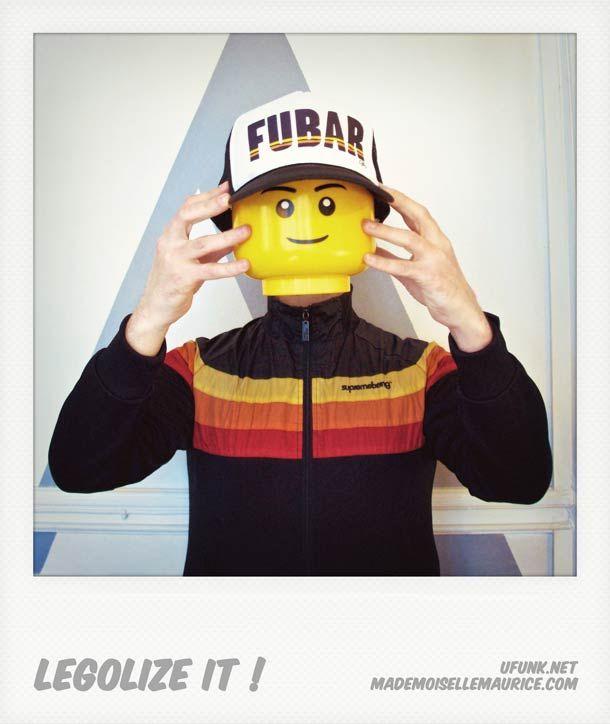 Legolize It ! – Everyone has a LEGO piece inside