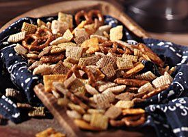 Savory Ranch Chex Mix recipe