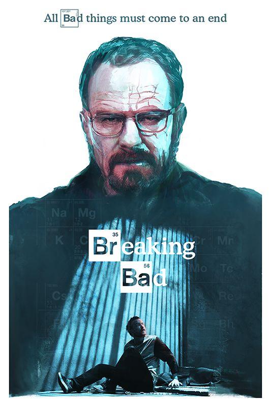 Breaking Bad by Rémi Fayolle