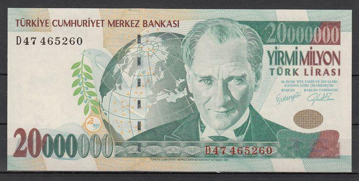 7.EMİSYON 20 000 000 LİRA D47 465260 ÇİL - 60 TL