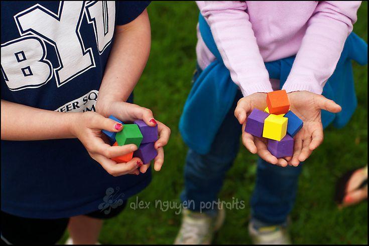 {Party Minecraft Style} Seattle Area Child Photographer « Alex Nguyen Portraits – The Blog