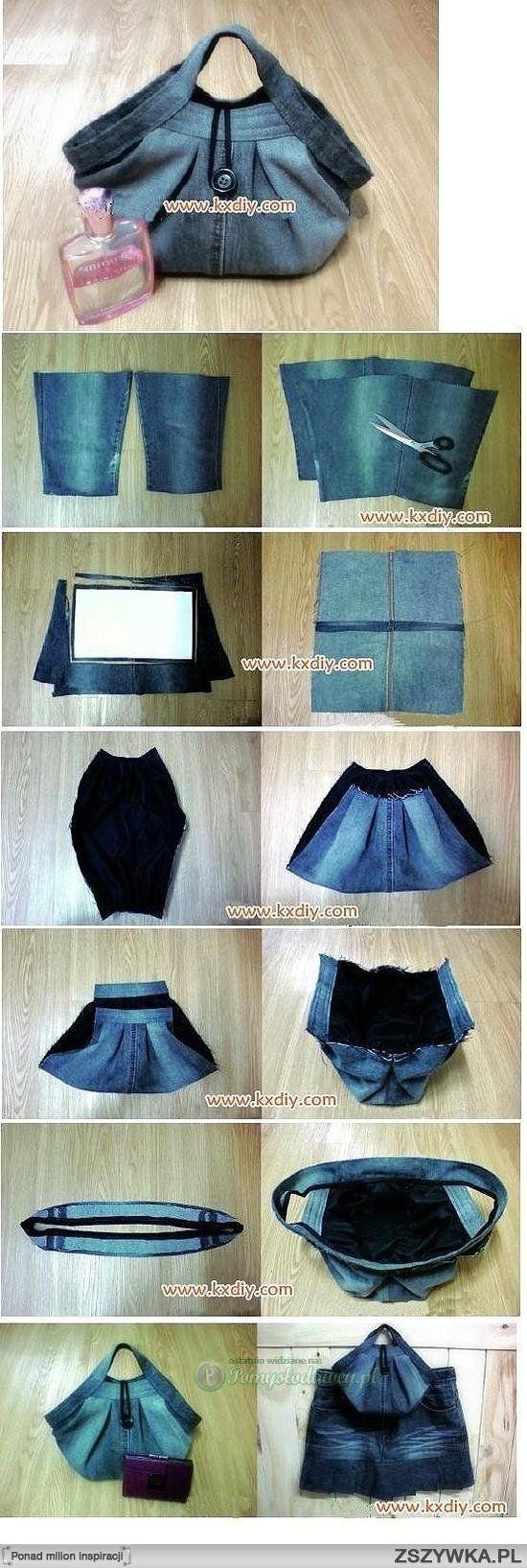 DIY-Handmade/torebka-ze-starych-jeansow