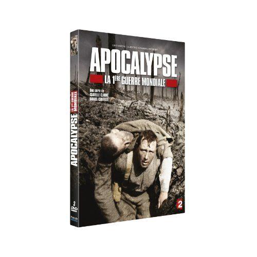 Apocalypse La Premiere Guerre Mondiale  DVD Isabelle Clarke
