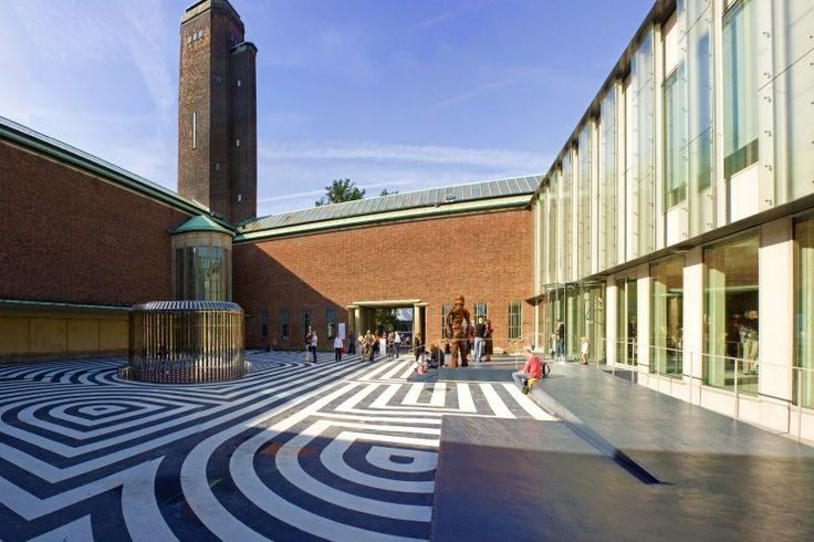 Museum van boijmans beuningen Rotterdam