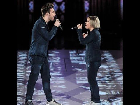 Duetto tra Giada e Alessio - Amici il serale 26 aprile 2014