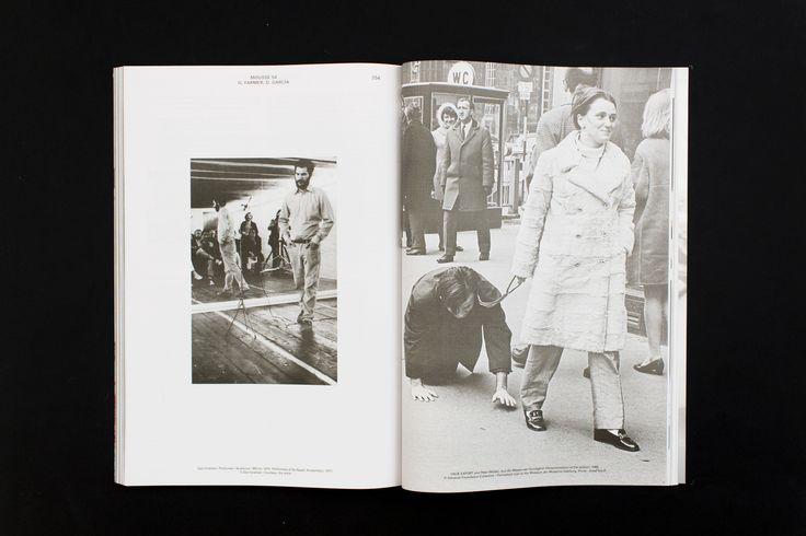 Mousse Magazine 54 ~ #dangraham #valeiexport # peterweibel #performance #moussemagazine #contemporaryart #art #magazine