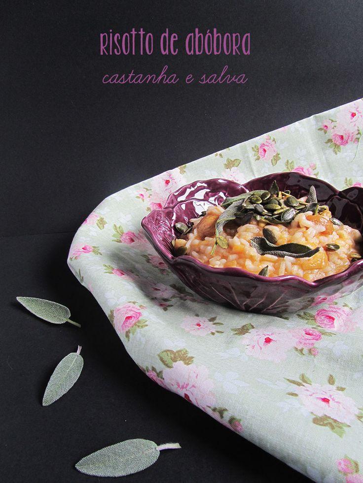 Ananás e Hortelã: Um risotto e um convite para jantar