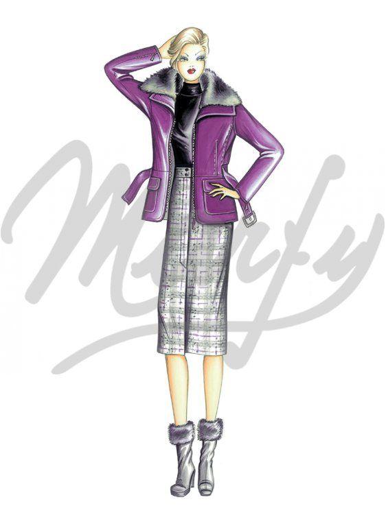 Sewing pattern Coats / Overcoats / Jackets 3207