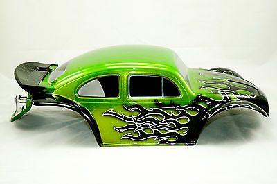 Custom Painted RC Body Baja Bug fits Traxxas Slash 2WD 4x4 AE SC10 PRO-2