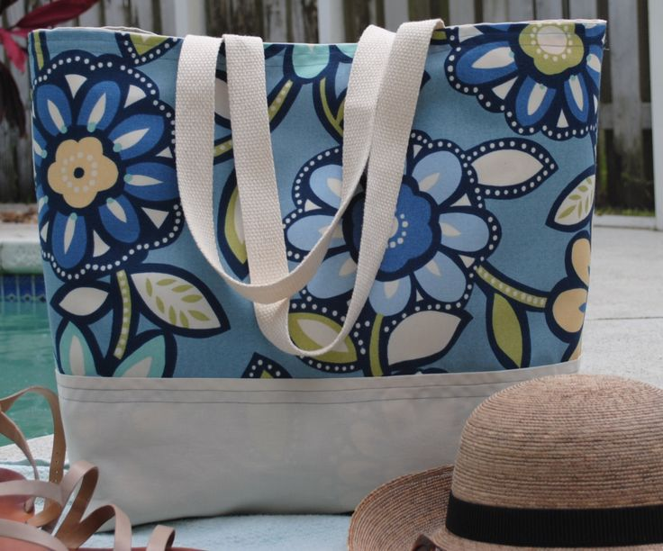 If you need the perfect beach bag.. look no further...Check out our adorable Beach Bags, Please visit homebyhollyboutique.etsy.com