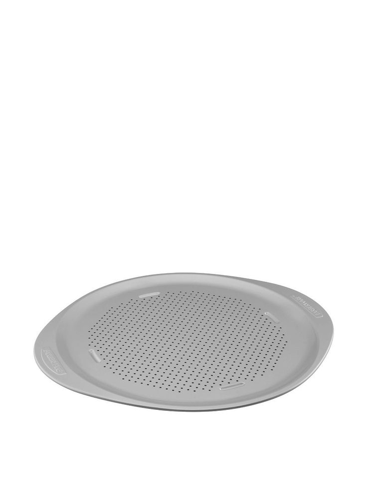 Farberware Insulated Nonstick Bakeware 15-1/2-Inch Round Pizza Pan, Light Gray *** Discover this special product, click the image : Pizza Pans and Stones