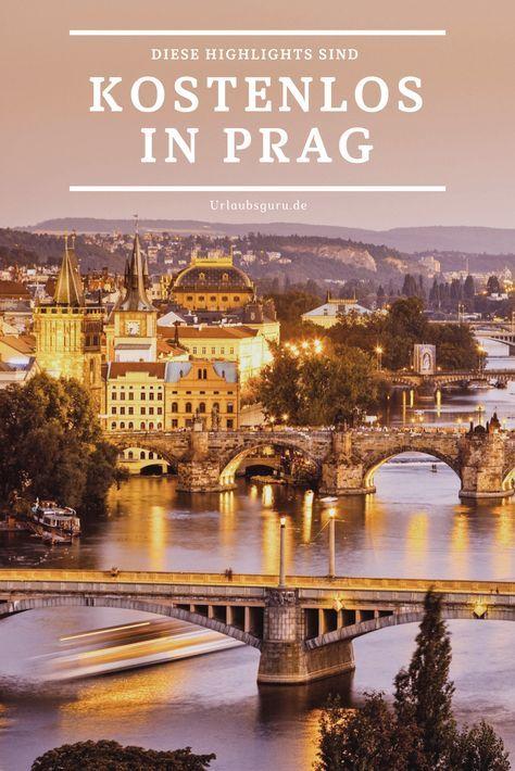 So erlebt ihr Prag kostenlos – Meine Insidertipps