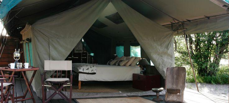 Haina luxury tents