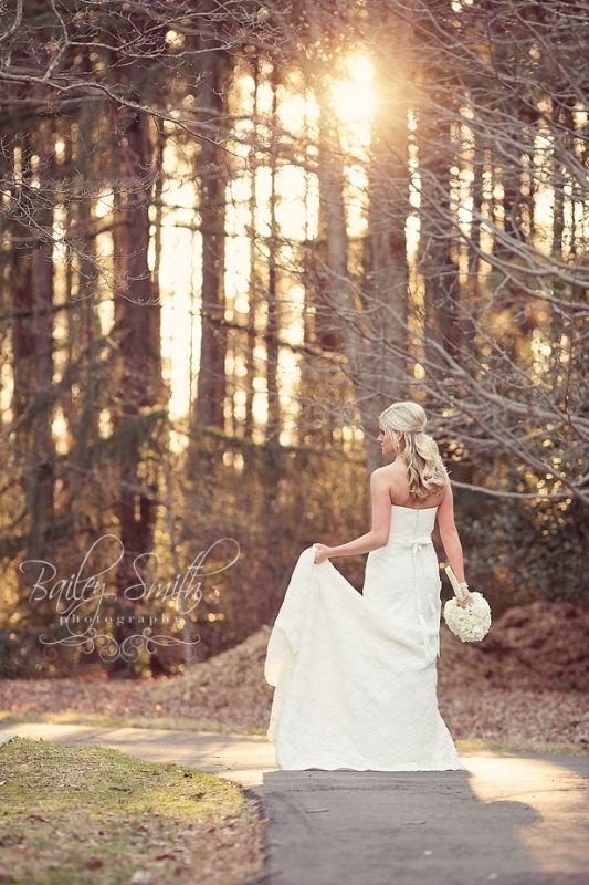 bridal portrait - Bailey Smith Photography