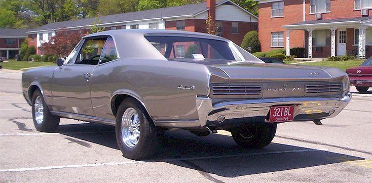 Silver 1966 GTO Hardtop - UltimateGTO.com