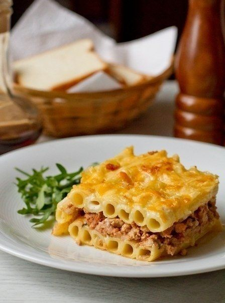 Фото к рецепту: Запеканка по-неаполитански