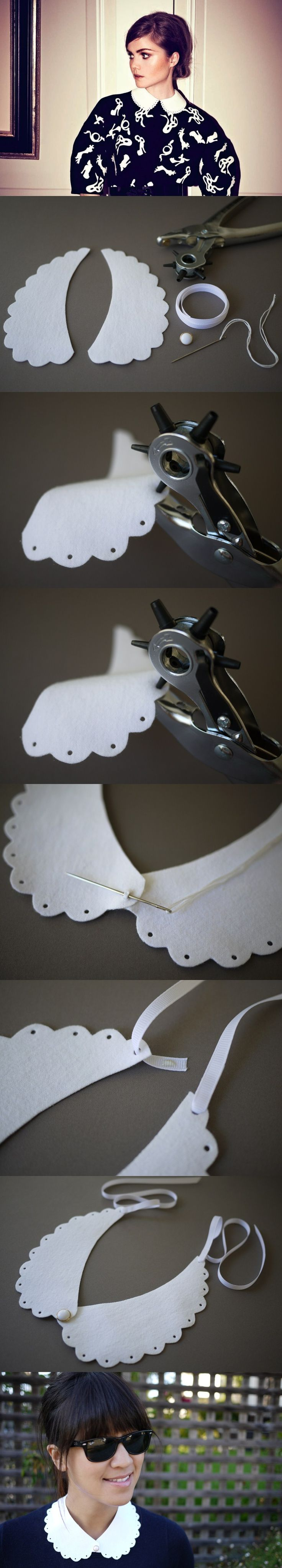 DIY collar love!