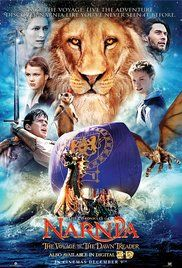 Lucy and Edmund Pevensie return to Narnia with their cousin Eustace where they meet up with Prince Caspian for a trip across the sea aboard the royal ship The Dawn Treader.