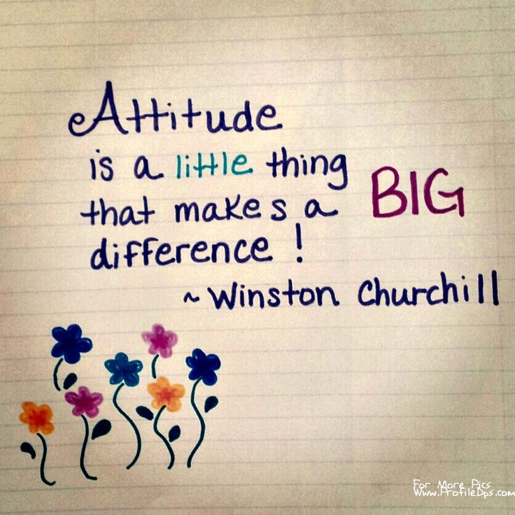 Your attitude in the workplace is more important than you think....