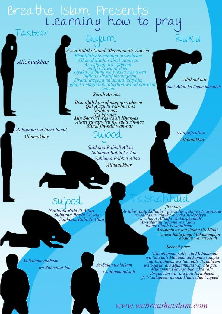 Learn prayer islam shia