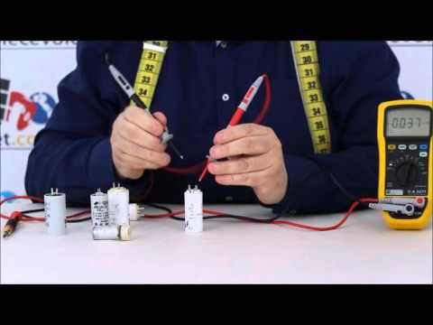 Comment reconnaître un condensateur défaillant dans un moteur de volet roulant ou de store - YouTube