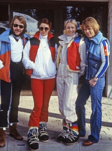 "1979-02-14 ABBA to Leysin, Switzerland filming ""ABBA in Switzerland"""