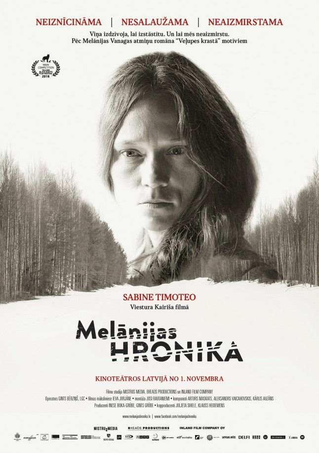 Melānijas hronika (The Chronicles of Melanie) by Viesturs Kairišs. Latvia's #Oscars2018 entry