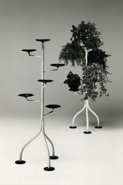 Achille Castiglioni, Albero flowerpot stand