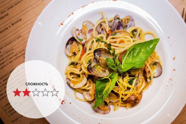 Рецепты итальянской пасты с фото: паста карбонара, пенне, паста с молюсками. Как приготовить пасту правильно