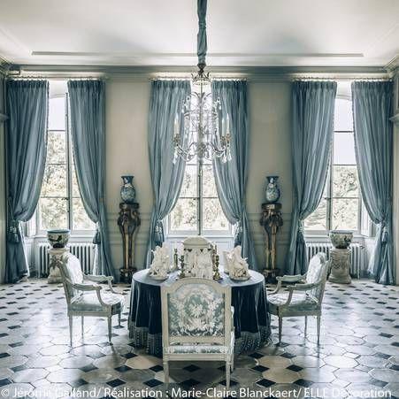 61 best Déco Classique - Classical decor images on Pinterest   Elle ...