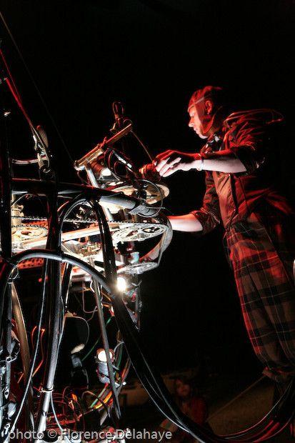 2010 - Cirk Vost , Epicycle, Cirque théâtre d'Elbeuf - Florence Delahaye photographe