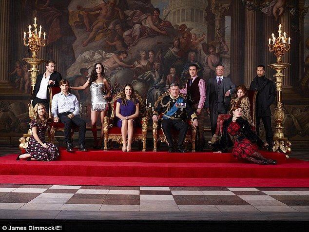 Royal family: The show made news even before it was aired as E! have already committed to ...