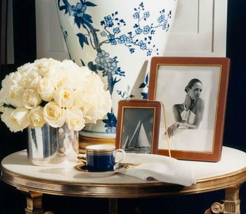 Ralph Lauren, House Design, White Rose, Design Interiors, Interiors Design, Living Room, Ralphlauren, Bedside Tables, Design Home