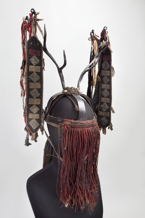 The Peter the Great Museum of Anthropology and Ethnography - Big Shaman's Headdress - Nvikh