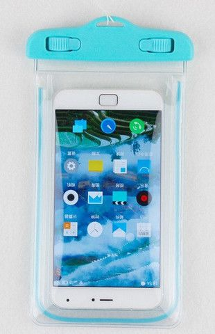 Waterproof, Snowproof, Dirtproof Case Bag  For Mobile Phones