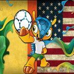 Brasil 2014: Día 19 Por el quincuagésimo sexto partido del mundial Bélgica le ganó a Estados Unidos y es el próximo rival de la Argentina