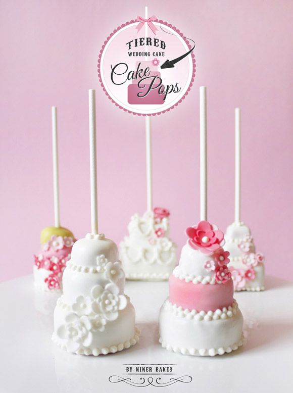 step by step wedding cake tutorial how to make tiered wedding cake cake pops by 20527