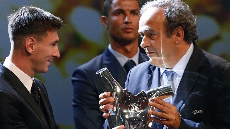 Sorteo de la fase de grupos - UEFA Champions League - Galería de fotos - UEFA.com