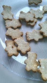 Crissy recipes: Biscuiti cu quinoa si migdale