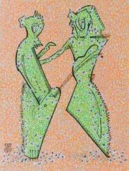 Domnul si doamna Cactus 2
