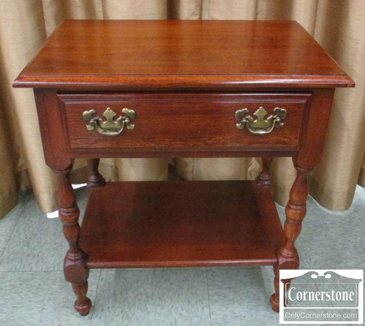 American Drew Nightstand Cherry | Consignment Furniture | Baltimore, Maryland  Furniture Store .