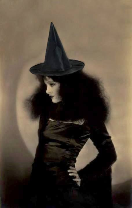 Myrna Loy witch